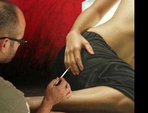 HyperRealist bir Ressam… Omar Ortiz